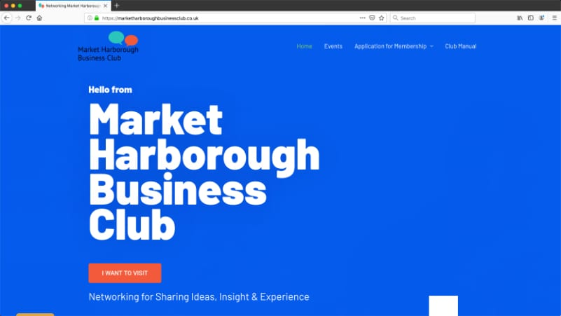 MARKET HARBOROUGH BUSINESS CLUB