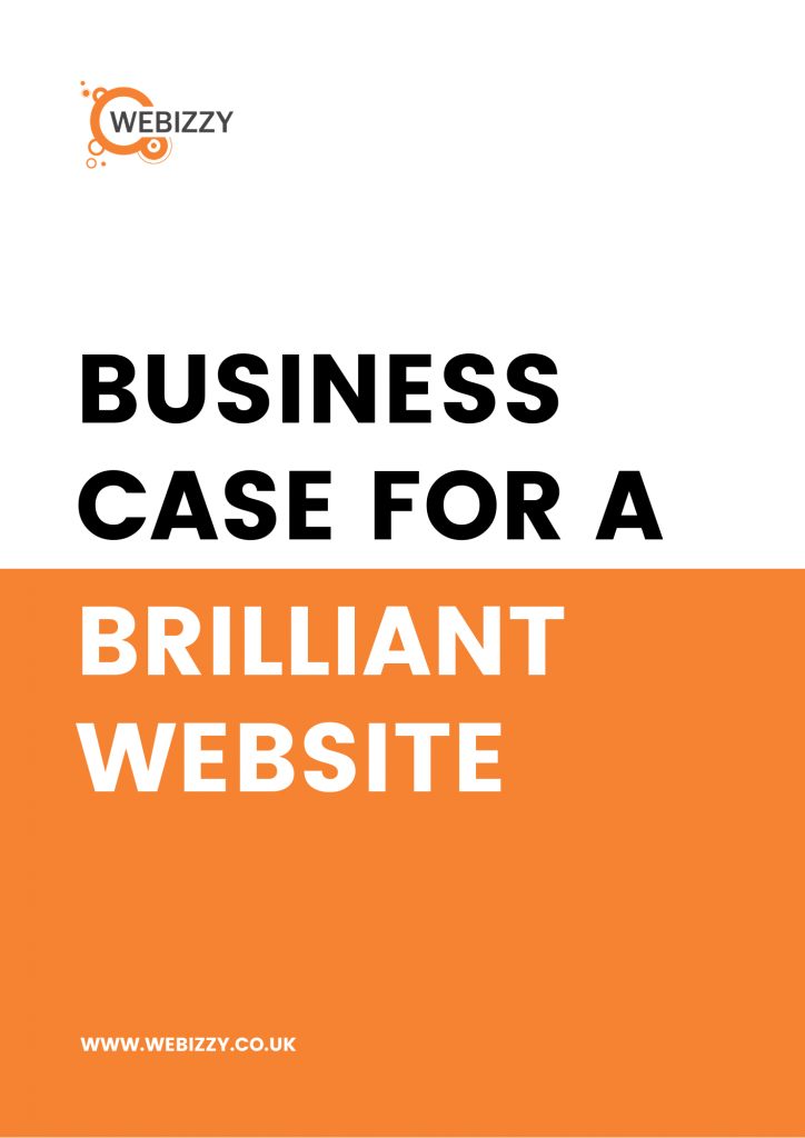 A Business Case for a Brilliant Website