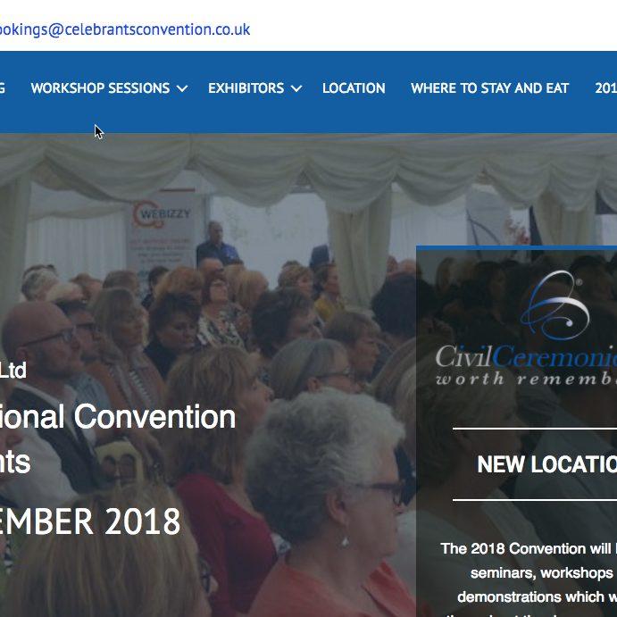 celebrants convention 2018